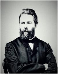 Herman Melville ca.1860